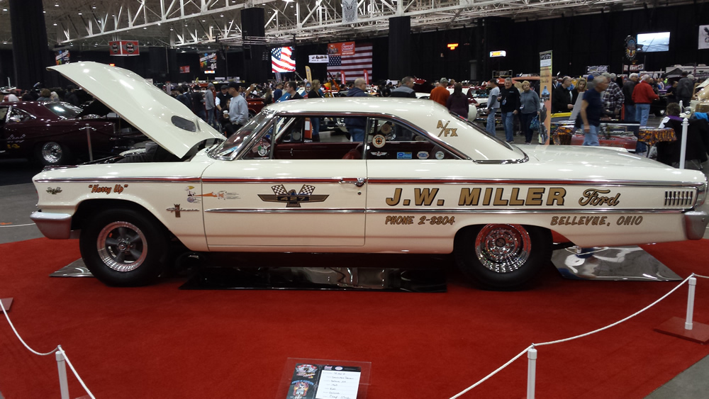 Piston Powered Auto Rama 2015 Pinstripe Legends News