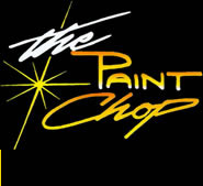 The Paint Chop Logo